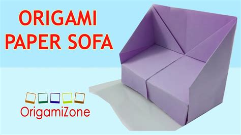 Where Do You Buy Origami Paper - how to make origami sofa origami for