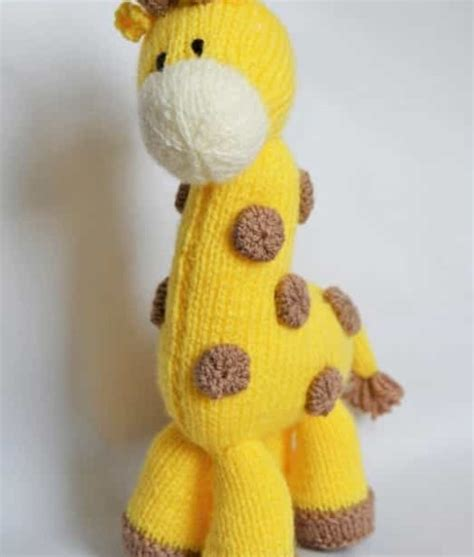 knitting pattern giraffe giraffe knitting pattern knitting by post