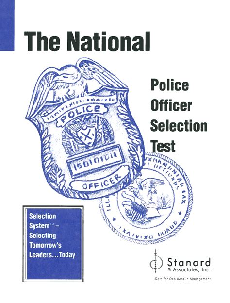 Officer Selection Test by 5