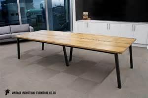 Industrial Office Desks Vintage Industrial Office Table