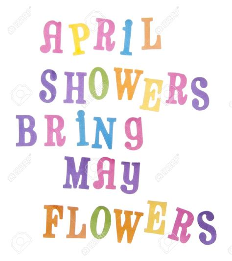 April Showers Bring by April Showers Bring May Flowers Clip Bbcpersian7