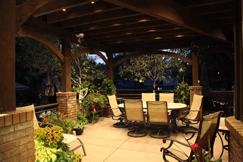 outdoor lighting salt lake city 25 easy to do outdoor dining rooms western timber frame