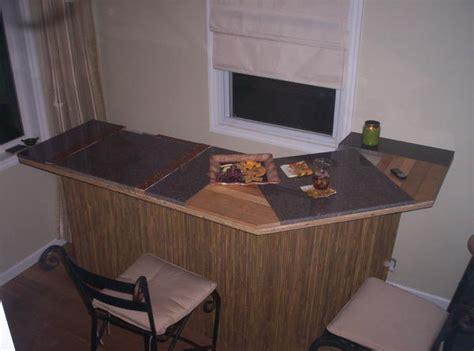 Glass Tile Bar Top by Granite Bar Top Ceramic Tile Advice Forums Bridge