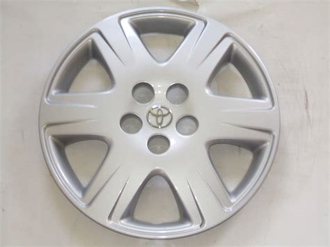 Hubcaps For Toyota Corolla 2007 Toyota Corolla Le 05 08 15 Quot New Hubcap 61133 P N 42621ab110