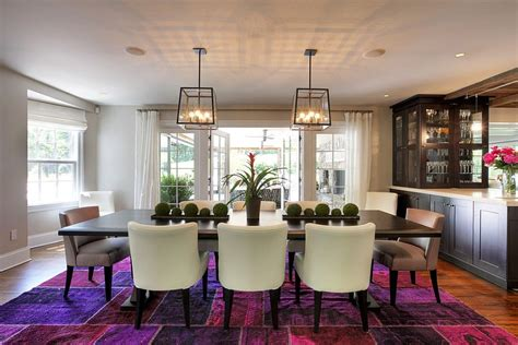 area rug esszimmer how to choose the dining room rug