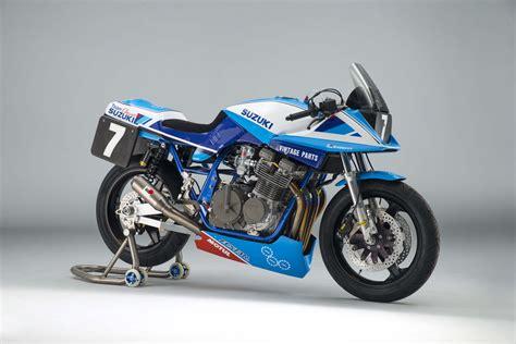 Suzuki Bike Racing Free Mmm Check This Suzuki Gsx1100sd Katana Race Bike