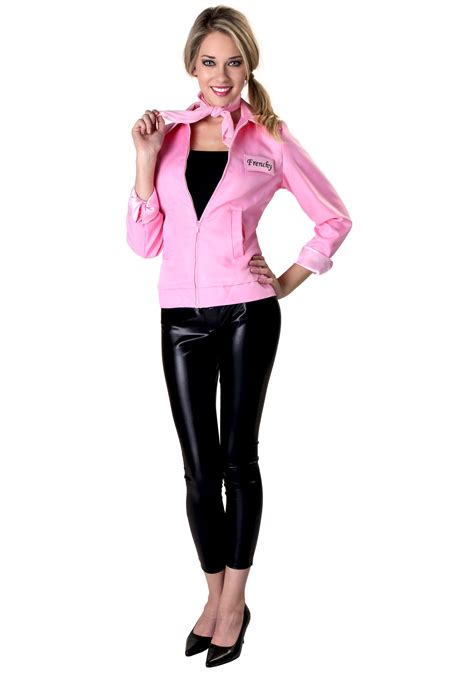 pink lady authentic grease pink ladies jacket
