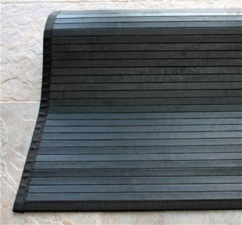 black bamboo rug bamboo rugs 7 most beautiful hometone