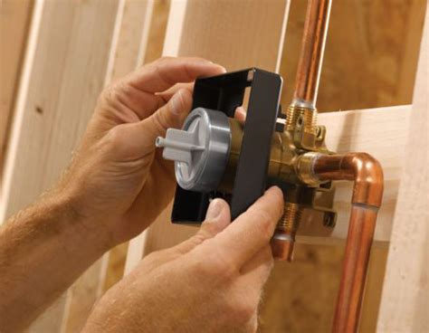 how to install a delta bathroom faucet building your luxury shower thermostatic shower valves