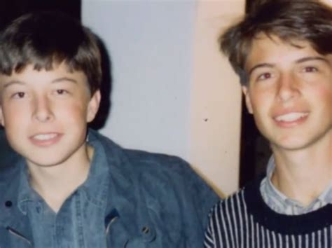 elon musk kids as a child elon musk was bullied so severely he once had