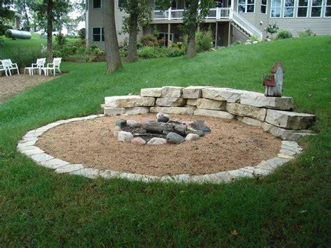 build pit on hill ce260383a3940a7994a5dd02ba4378c2 jpg 750 215 562 pixels backyard ideas backyard