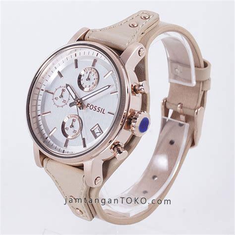 Harga Jam Tangan Wanita Merk Fossil Original harga sarap jam tangan fossil es3748 the original
