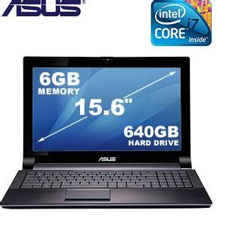 Laptop Asus I7 Terbaru daftar harga dan spesifikasi laptop notebook asus i7