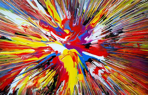 painting spin chadwick artist abstract