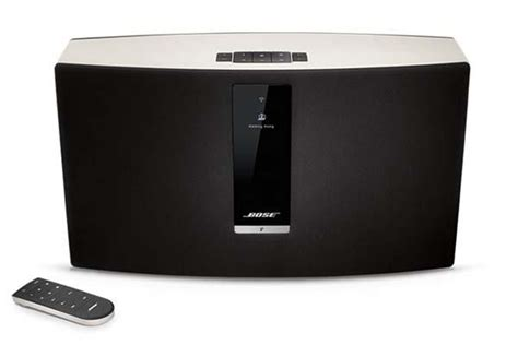 Can You See What Search On Your Wifi Bose Soundtouch 30 Wireless Speaker System Gadgetsin