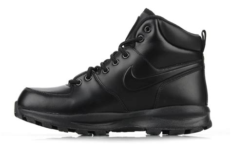 large selection nike manoa leather ankle boots black nike