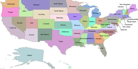 area code of us states zip codes map of the united states