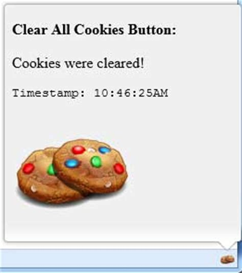 clear cookies jkwebtalks clear all cookies button an extension to