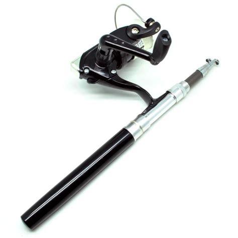 Mini Portable Pen Fishing Rod Length 16m With Fishing Kit 6 Mini Portable Pen Fishing Rod Length 1 35m With