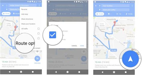 maps directions driving how to get driving directions in maps android central