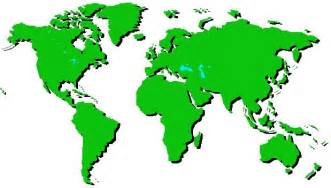 Edit World Map by