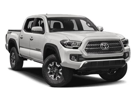 New 2018 Toyota Tacoma TRD Off Road 4x4 TRD Off Road 4dr