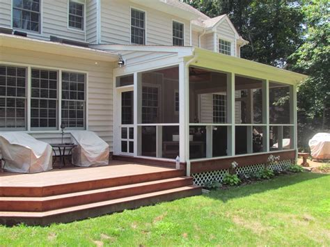 covered porch covered porch in midlothian va rva remodeling llc