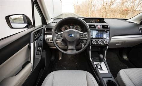 2019 Subaru Forester Interior by 2019 Subaru Forester Release Date Color 2018 2019 New