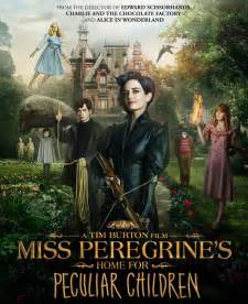 miss peregrine s home for peculiar children 2016 raeda