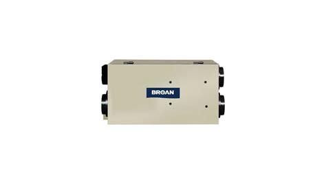 Www 192 Search Cfm Broan Hrv190s Na Hrv Broan Hrv190s 192 Cfm Heat Recovery Ventilator With Side Ports