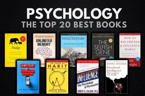 best books to read the top 20 best psychology books to read in 2017 wealthy