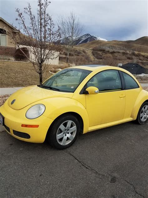 how to sell used cars 2007 volkswagen new beetle seat position control used volkswagen beetle under 1 000 used cars on buysellsearch