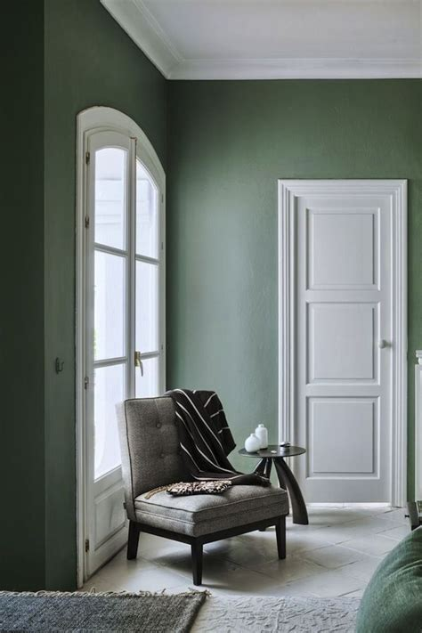 farrow and ball paint colours for bedrooms farrow and ball green smoke walls paint pinterest