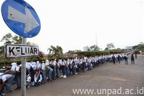 Rok Pendek Span Sma Putih mahasiswa baru unpad prabu