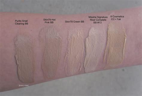 it cosmetics cc cream fair vs light avery mae beauty