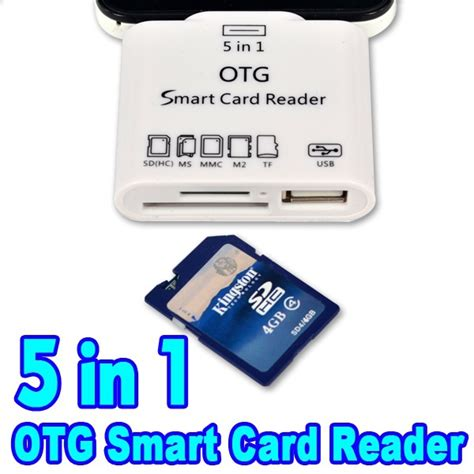 Memory Card V Usb Domino 20 Usb Flashdisk 8 Gb 5 in 1 micro usb card reader for android smartphones tablets white jakartanotebook