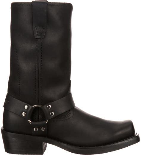 durango s black harness western boot