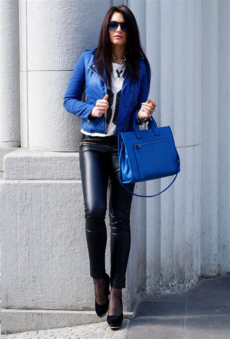 Blus Fashion2 36 fantastic ways to add blue to your wardrobe blue fashion