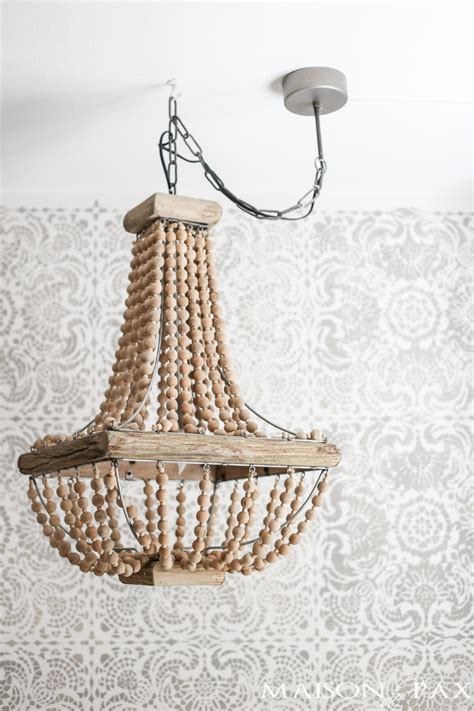 hanging a chandelier how to hang a plug in chandelier maison de pax