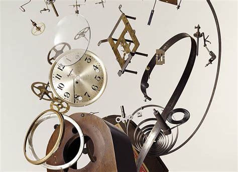 Strange Clocks the awesome deconstruction art of todd mclellan 171 twistedsifter