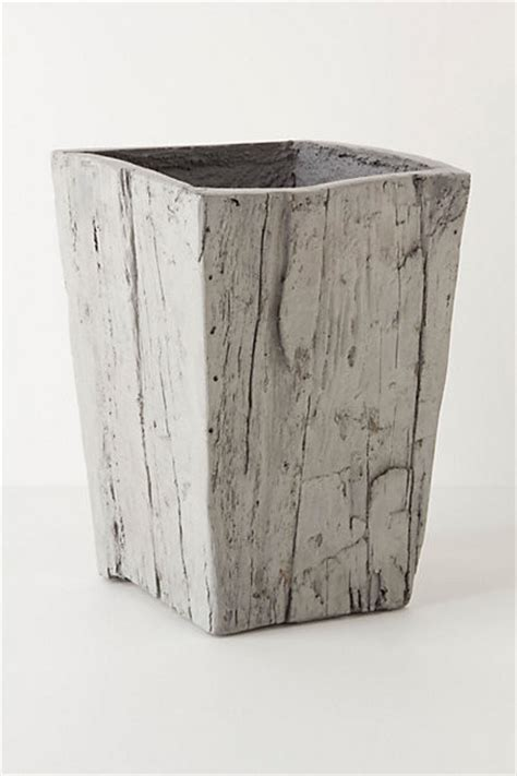 large indoor planters large glacier planter rustic indoor pots and planters by anthropologie