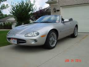 Jaguar Xk8 Wheels Jaguar Xk8 2000 With Wire Wheels