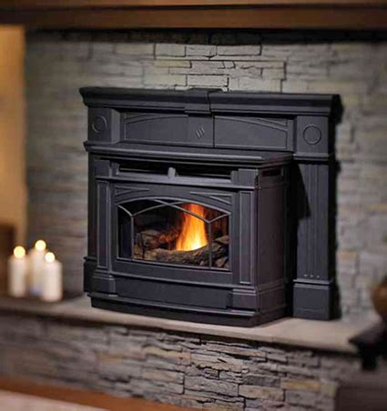 Wood Pellet Insert For Fireplace by Pellet Fireplace Inserts Pellet Burning Inserts Wood