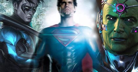 justice league film rumours justice league dceu movie rumors shot down by nightwing