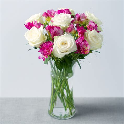 flowers by post freesia bouquet roses by post flowers by post