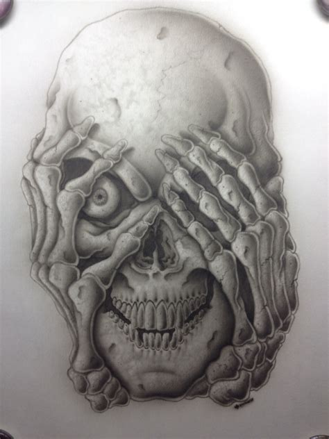 tattoo drawings on paper all skull tattoos drawing on paper pictures to pin on