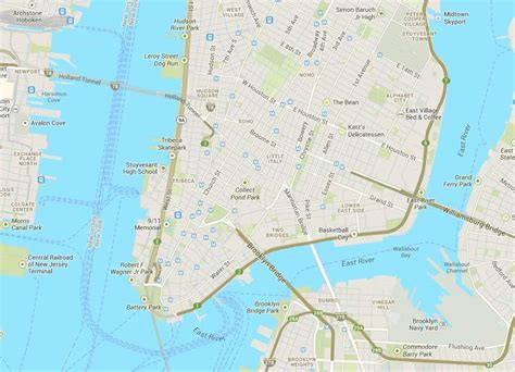 urban grace pathfinder colors for google maps by kematef codecanyon