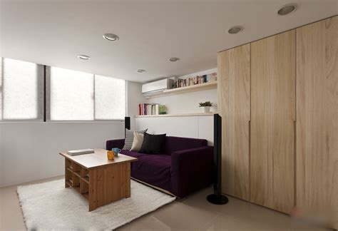 modern and stylish small apartment decoholic