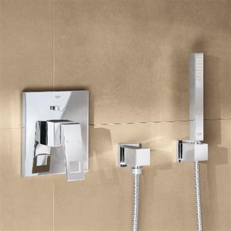 miscelatore vasca doccia grohe 19896000 eurocube miscelatore monocomando per vasca
