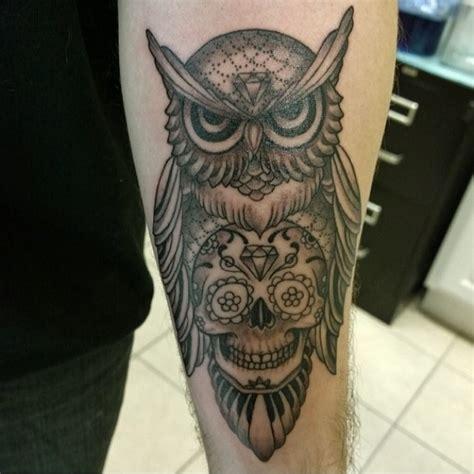 owl tattoo lower arm 73 impressive forearm tattoo design mens craze